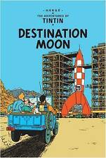 The Adventures of Tintin: Destination Moon by Herge (Paperback, 2002)