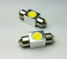 C3W 31MM 1 SUPER HIGH POWER 1W LED INTERIOR YELLOW bulbs