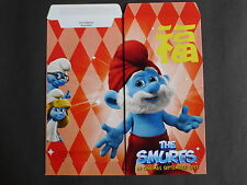 ANG POW RED PACKET - THE SMURFS  (6 PCS/SET)