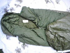 GENUINE 1980 BRITISH ARMY COMMANDO ISSUE 58 DOWN SLEEPING BAG 4 SEASON Falklands