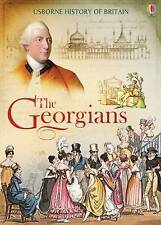 The Georgians Usborne History of Britain paperback  NEW BOOK