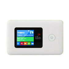 4G LTE Wifi Router Pocket Wifi Hotspot with SIM Card Slot 2000mAh Battery unlock