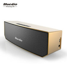 Bluedio Bluetooth 4.1 Speakers BS-3(Camel) Wireless Soundbar/Woofer, Brand New