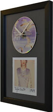Taylor Swift - 1989 - CD Album - CD and Art Clock - Special Gift Idea