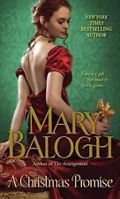 A Christmas Promise, Mary Balogh, Good Condition, Book