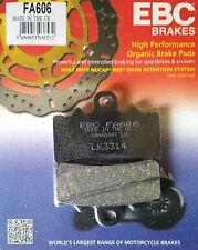 Ebc/fa606 Pastillas De Freno (delantero) - Ktm Duke 125/200/390, rc125/rc200/rc390