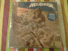 HELLOWEEN - WALLS OF JERICHO LMTD ED. 2LP CANADA  PRESS KILLER CONDITIONS M/NM!!