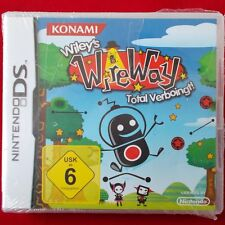 Nintendo DS ► Wiley's Wire Way: Total Verboingt ◄ NEU & OVP |Lite|DSi XL|3DS