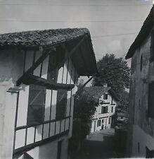 ASCAIN c. 1938 - Maisons Basques Pyrénées-Atlantiques - DIV 9335