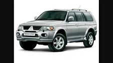 Mitsubishi Shogun Sport Workshop Manual