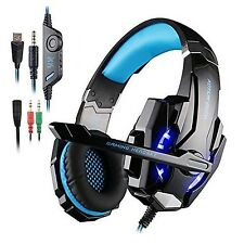 Gaming Headset for PlayStation 4 PS4 Tablet PC iPhone 6/6s/6 plus/5s/5c/5 Mob...
