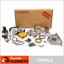 89-92 Toyota 4Runner Pickup 3.0L SOHC Engine Rebuild Kit 3VZE -1 pipe