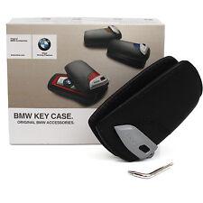 ORIGINAL BMW Schlüsseletui Leder Schwarz Key-Case 1er 2er 3er 4er 5er 6er 7er