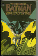 Batman Greatest Stories Ever Told 1 TPB DC 1992 NM 62 76 169 190 197 256 257