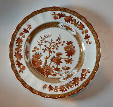"SPODE INDIAN TREE NEW MARK BREAD & BUTTER PLATE 6 3/8"" MADE IN ENGLAND"