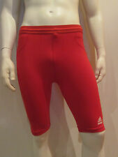 ADIDAS TECHFIT PREPARE SHORT TIGHT P [GR. L ] LAUFSHORT JOGGEN RUN ROT NEU & OVP