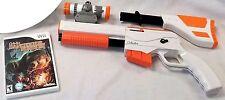 Cabela's Dangerous Hunts 2011 Nintendo Wii Game Gun Top Shot Elite Rifle Scope A