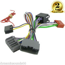 CT10CH03 T-Harness Adaptor ISO Wiring Lead For Chrysler Aspen Voyager 300C 200