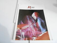 VINTAGE MUSICAL INSTRUMENT CATALOG #10645 - 1980s R-360 ROGERS DRUMS