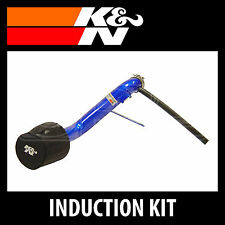 K&N Typhoon Performance Air Induction Kit - 69-8606TB-K and N High Flow Part