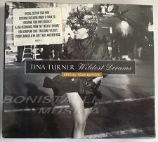 TINA TURNER - WILDEST DREAMS -  CD + CD Bonus - Special Ed. Tour Pack SIGILLATO