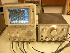 Yokogawa DL1640L 4-Channel Portable Digital Oscilloscope with Printer - 200MHz