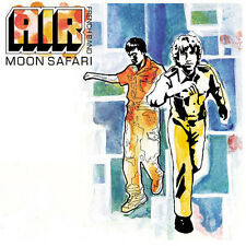 AIR = moon safari = Smooth Sexy Electro Downbeat Lounge !