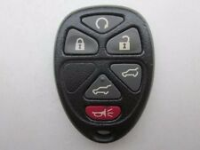 OEM GM CHEVY KEYLESS REMOTE ENTRY KEY FOB CLICKER ALARM 15913427 / 6 BUTTON