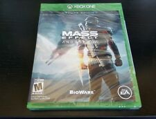 Mass Effect: Andromeda (Deluxe Edition) Microsoft Xbox One Brand new sealed....