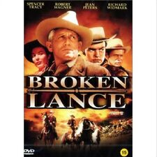 BROKEN LANCE (1954) DVD - Spencer Tracy (New & Sealed)