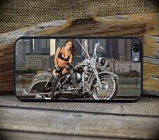 Harley Ape Hanger Custom  iPhone 5C through 7S+Samsung Galaxy S5,S6 or S7  phone