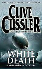 Clive Cussler White Death (Numa Files) Very Good Book