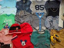 AUTUMN WINTER 21x BUNDLE BABY BOY CLOTHES 18/24 MTHS(3)