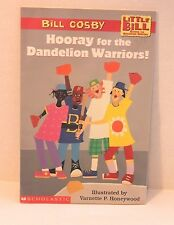 Hooray for the Dandelion Warriors by Bill Cosby - Paperback Children's Book