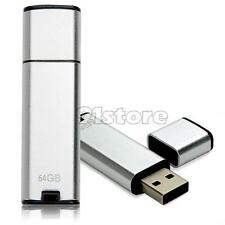 64GB USB 2.0 Flash Drive Memory Stick 8G Storage Thumb Disk Useful NEW PY3 SR1F