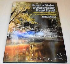 How to Make a Watercolor Paint Itself,1999,Experimental Techniques,Watercolors