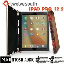 Twelve South Rutledge BookBook Artisan Leather Cover Case For iPad Pro 12.9""