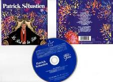 """PATRICK SEBASTIEN """"Le Roi De La Fête"""" (CD) 2002"""
