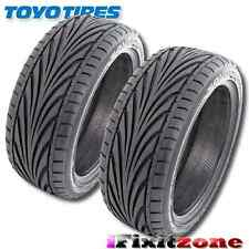 2  Toyo Proxes T1R Tires 195/45R15 78V Ultra High Performance 195/45/15