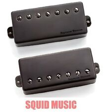 Seymour Duncan Nazgul & Sentient 7 String Set Covered ( FREE WORLDWIDE SHIPPING)