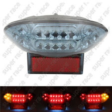 Smoke Brake Turn Signal Tail Light Integrated For Suzuki 03-06 Katana 600/750
