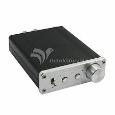 D302 Digital Amplifier 30W+30W 192k Coaxial Optical Fiber USB with Power Adpter