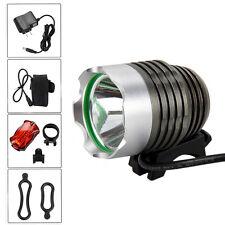 5000Lm CREE XML U2 LED Front Bicycle Lamp Bike Light Headlamp Flashlight 4x18650