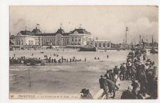 France, Trouville, Le Casino vu de la Jetee, LL 96 Postcard #2, B083