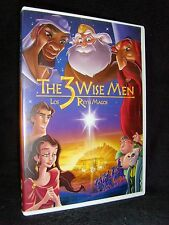 The 3 Wise Men (DVD, 2005) Mint Disc!•No Scratches!•USA!•Out-of-Print!