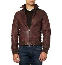 Dolce & Gabbana Leather Jacket - Size XL - NWT - Originally From MR PORTER