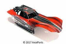 Redcat Blackout XBE PRO Red Body Panels Roll Cage Interior BS218-010 BS218-009