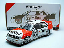Minichamps BMW M3 DTM 1991 #42 C. Euser  1/18 Scale New Release!  LE of 1000
