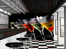 Martini - Cocktails Wall Mural Photo Wallpaper GIANT WALL DECOR PAPER POSTER
