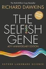 The Selfish Gene by Richard Dawkins (2016, Paperback, Anniversary)